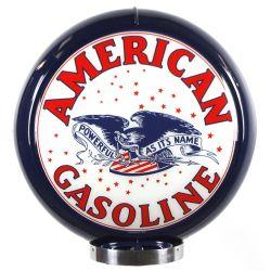 Benzinepomp bol American Gasoline