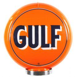 Benzinepomp bol Early Gulf Logo