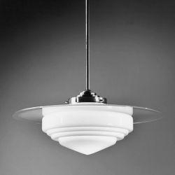 Lamp Deco Punt Glasplaat HO940/12+S