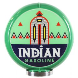 Benzinepomp bol Indian Gasoline