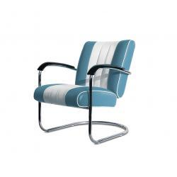 Retro meubels in bel air fifties stijl jolina products jolina products - Stoel leer rock bobois ...