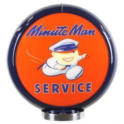 Benzinepomp bol Minute Man Service