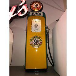 Musgo Benzinepomp