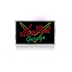 Neon HOT ROD GARAGE