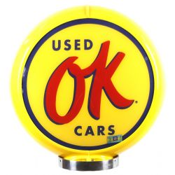 Benzinepomp bol OK Used cars