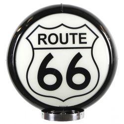 Benzinepomp bol Route 66
