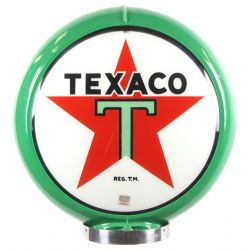 Benzinepomp bol Texaco Green