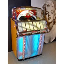 Wurlitzer Jukebox 1800 - 1955