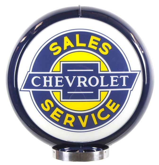 Benzinepomp bol Chevrolet Sales Service