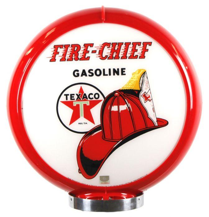 Benzinepomp bol Fire Chief