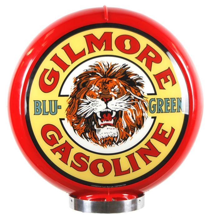 Benzinepomp bol Gilmore Gasoline