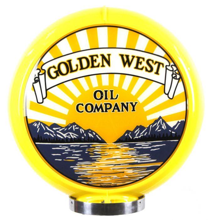 Benzinepomp bol Golden West