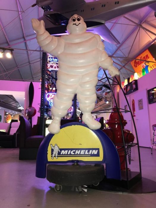 Origineel Michelin Mannetje (Bibendum)