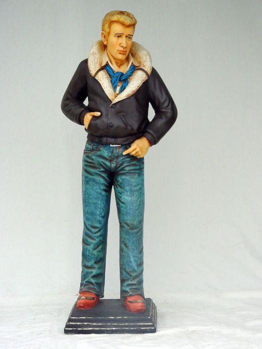 Statue James Dean Lifesize