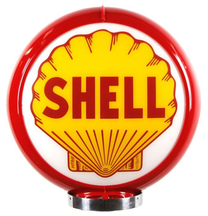 Benzinepomp bol Shell