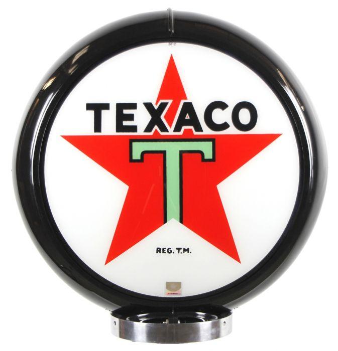 Benzinepomp bol Texaco